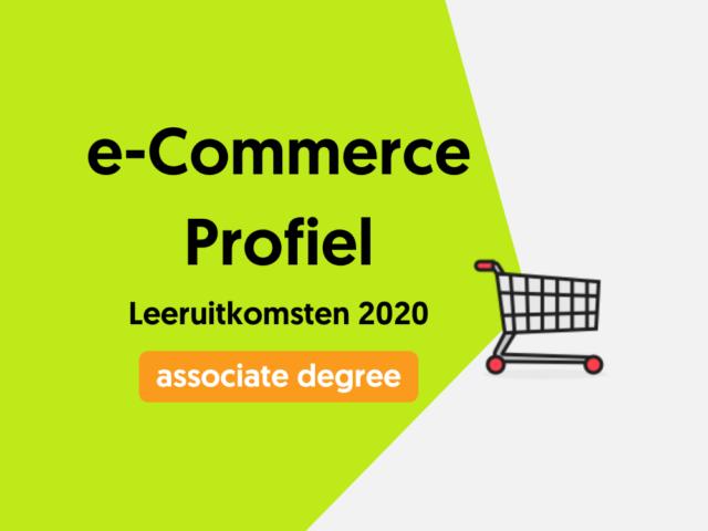 Profiel e-commerce associate degree